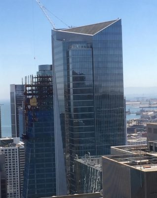 Millennium Tower Building San Francisco