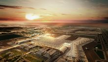 New Istanbul Airport Building Design