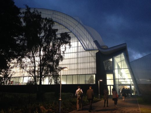 Oriam, Scotland's Sports Performance Centre at Heriot-Watt's Edinburgh Campus