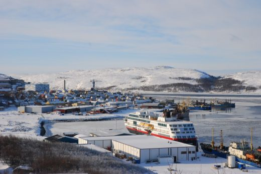 Kirkenes Harbour