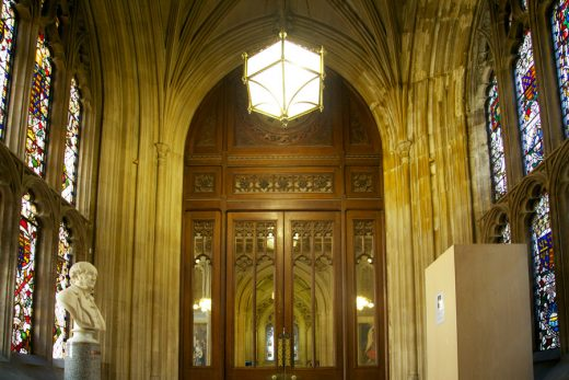 Palace of Westminster Building Renewal