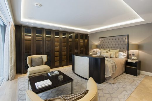 The Park Crescent by Amazon Bedroom suite