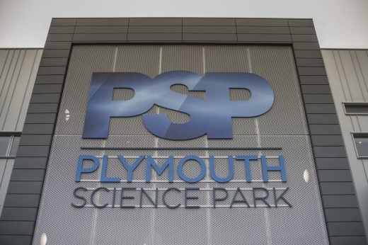 Plymouth Science Park by HLM Architects