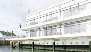 Royal Corinthian Yacht Club, Burnham-on-Crouch Essex building