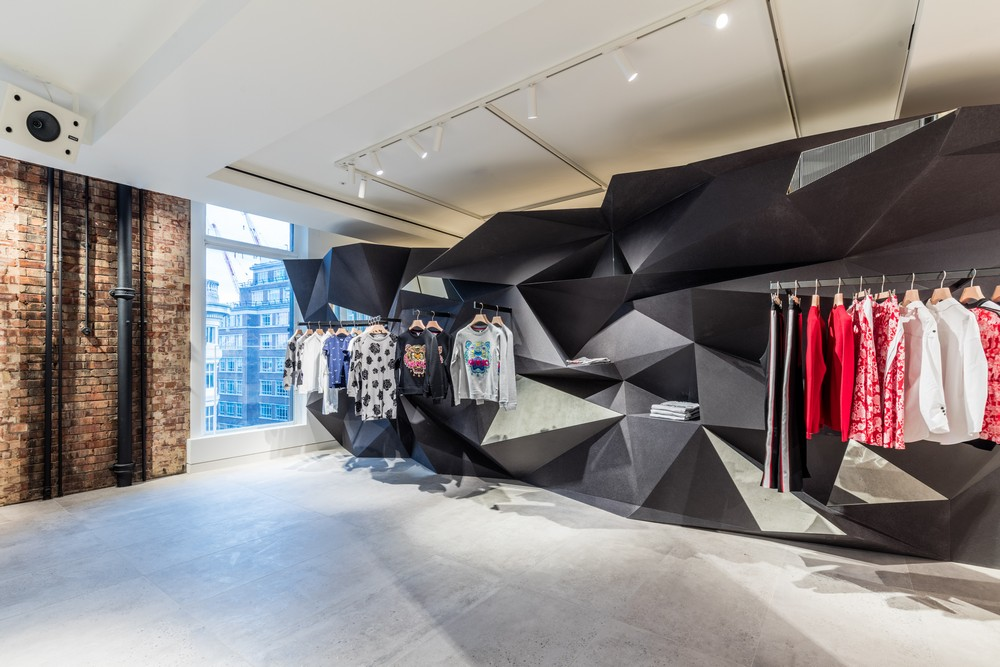 Selfridges Designer Studio In London E Architect
