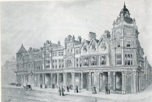 The Market Hall of 1887