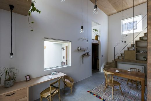 New property in Kyoto design by Alts Design Office, Architects