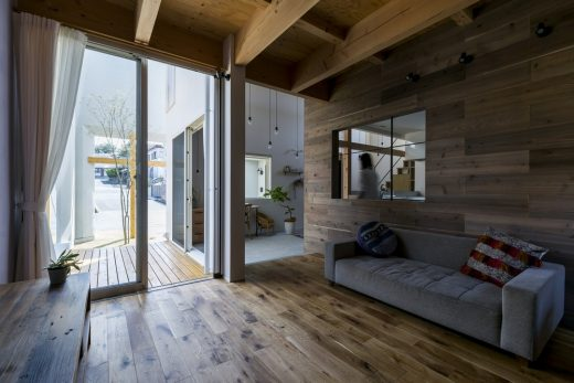 Uji House by Alts Design Office,