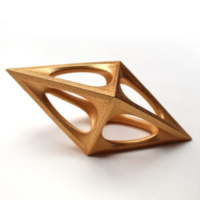 A' Design Awards & Competition trophy