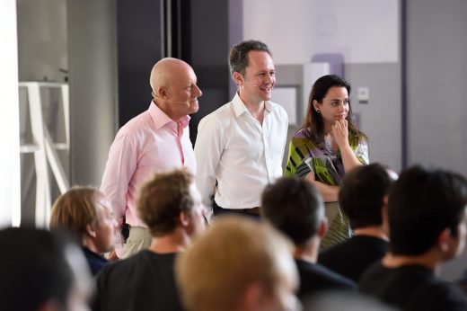 AAG2016 Conference: Lord Norman Foster & Francis Aish