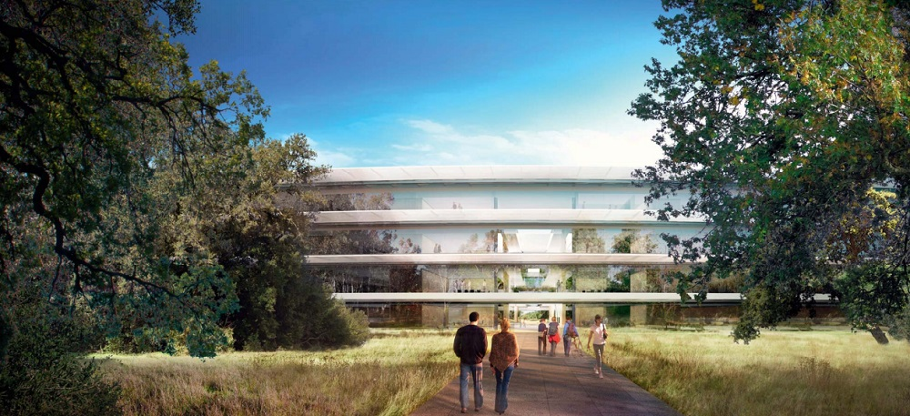 Image result for apple campus 2