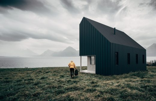 Backcountry Hut Vancouver Architecture News