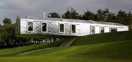 Balancing Barn house by MVRDV in Suffolk