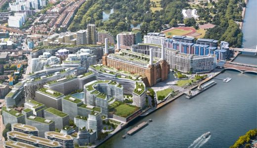 Battersea Power Station Apple Campus