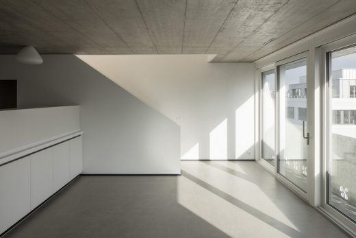 Schiffbaustrasse Building by Wiel Arets Architects
