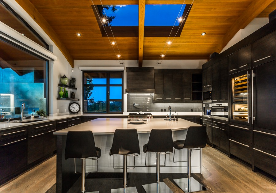 Cadence Residence Vancouver Island earchitect
