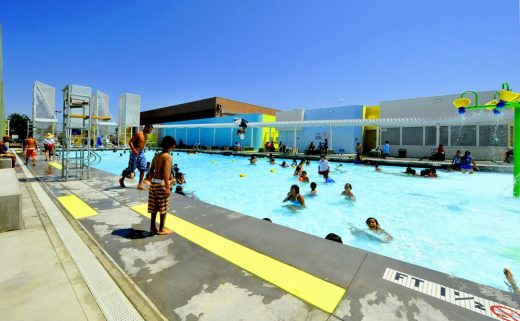 Central Recreation Center Pool