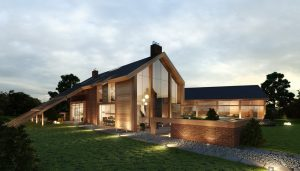 Contemporary Farmhouse in Great Bealings