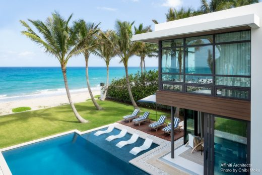 Palm Beach Oceanfront House