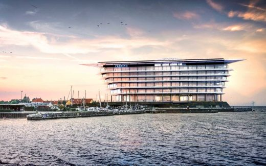 Ferring Pharmaceuticals Kastrup HQ building