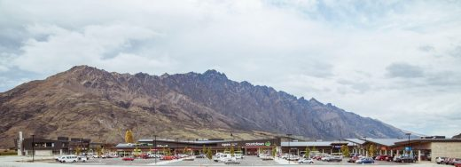 Five Mile Retail Centre Queenstown