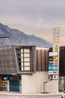 Five Mile Retail Centre in Queenstown
