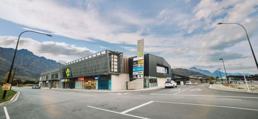 Five Mile Retail Centre Queenstown Building