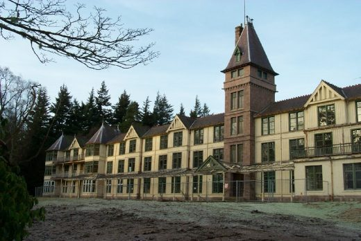 Glen O'Dee Hospital Banchory
