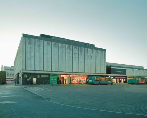 Harlow Shopping Centre building