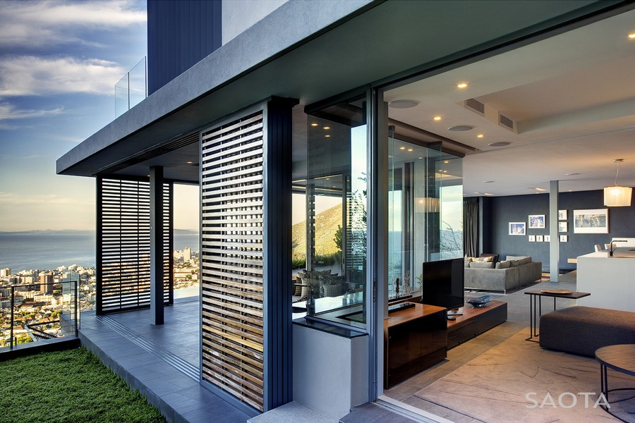 Head Road 1816 Fresnaye Residence Cape Town Building earchitect