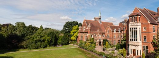 Homerton College Cambridge Building