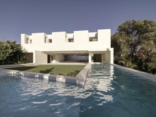 Casa Los Limoneros by Gus Wustermann Architects in Spain