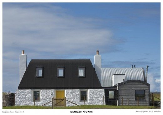 House no 7, Isle of Tiree