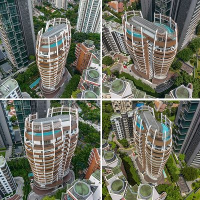 iLiv@Grange Road Condominium Singapore Tower