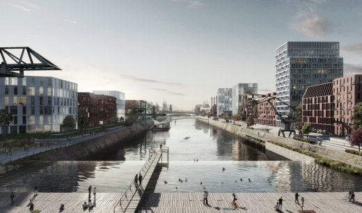 Cologne Industrial Harbour Redevelopment