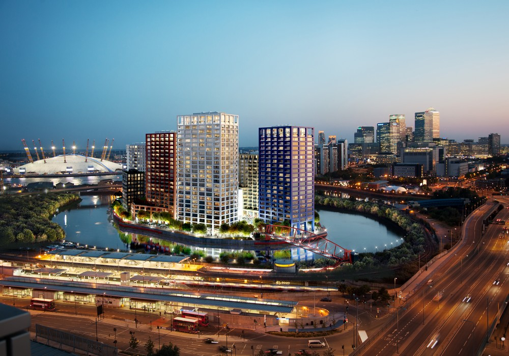 London City Island Apartments by EcoWorld Ballymore - e ...