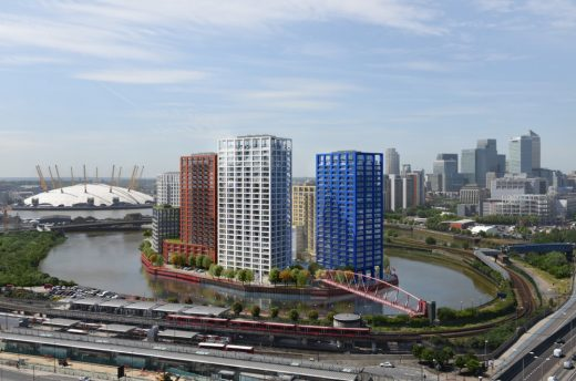 London City Island Apartments by EcoWorld Ballymore