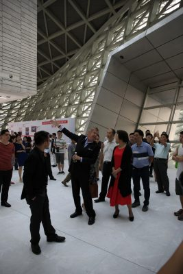 Museum of Contemporary Art & Planning Exhibition in Shenzhen MOCAPE