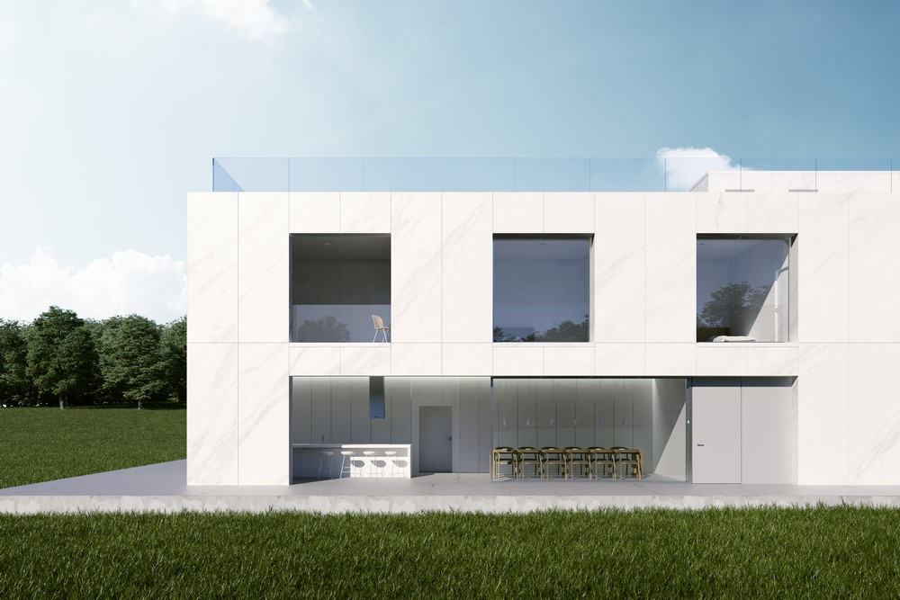 Modern mansion near london 6 e architect for Home architects near me