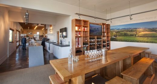 Mt. Beautiful Tasting Room in Cheviot