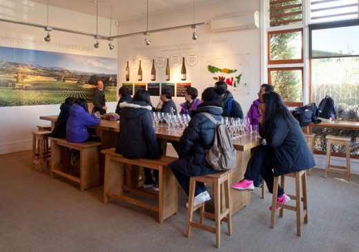 Mt. Beautiful Tasting Room in Cheviot New Zealand