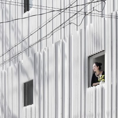 N Strips Residence in Osaka