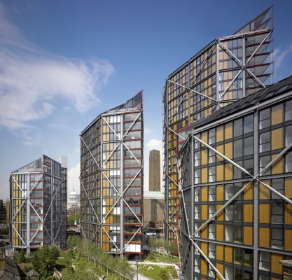Neo Bankside luxury flats in London
