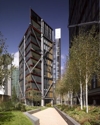 Neo Bankside luxury flats London