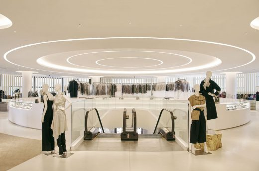 New Saks Fifth Avenue Store