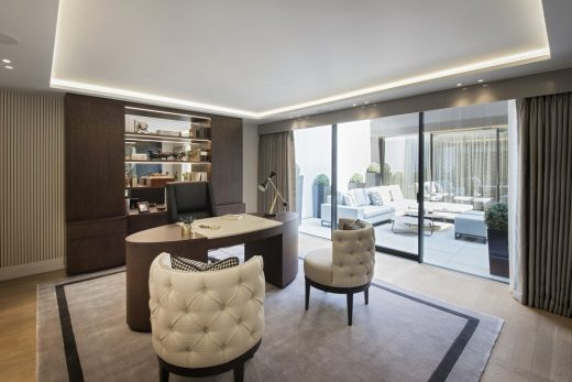 The Park Crescent by Amazon Property Home Office