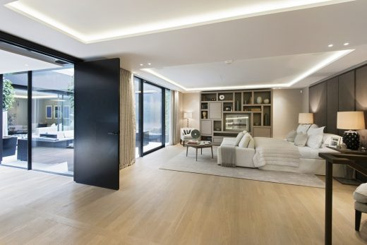 The Park Crescent by Amazon Property Master Suite