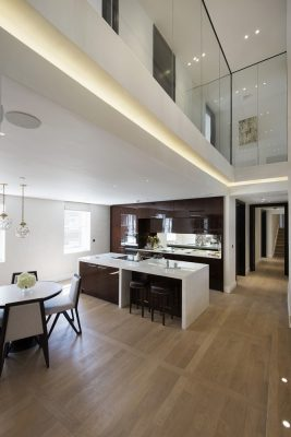The Park Crescent by Amazon Property kitchen breakfast room Kitchen