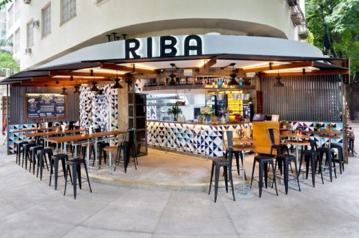 Riba Bar in Leblon