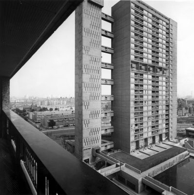 Ernö Goldfinger's Balfron Tower